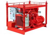 Гидростанция ГЭС-400