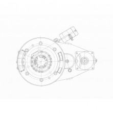 Гидроротор А60/80.А50М.04.00.000