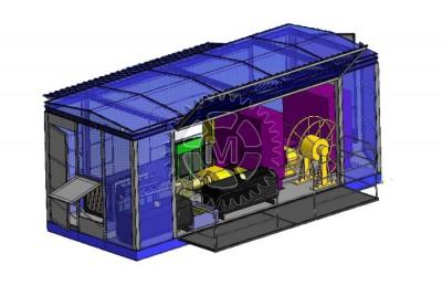 Гидростанция СГМ(д)