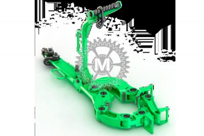 Ключ машинный буровой КМБ